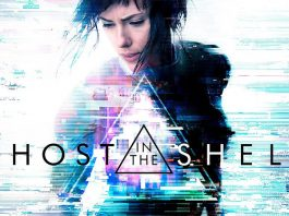 ghost in shell movie